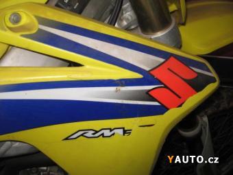 Prodám Suzuki RMZ