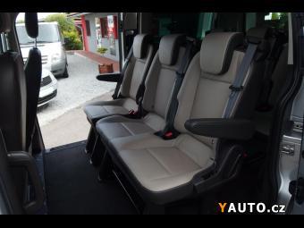 Prodám Ford Tourneo Custom 2,2 TDCI 114 Kw Titanium