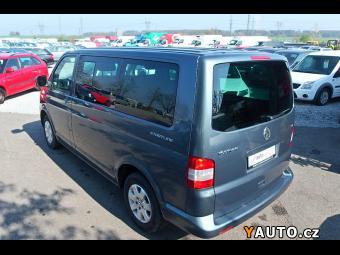 Prodám Volkswagen Multivan 2,5 Tdi 96Kw Starline