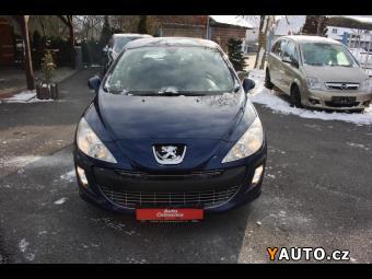 Prodám Peugeot 308 1.6i 16v 88 Kw Servisní kniha