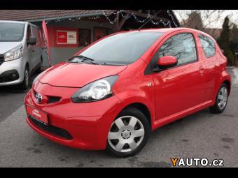 Prodám Toyota Aygo 1,0 VVT-i Club