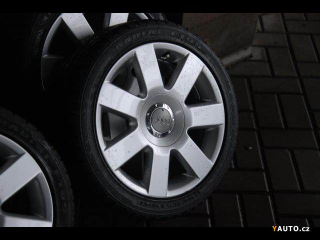 prod m audi a4 16 5x112 alu pneu prodej audi a4 osobn auta. Black Bedroom Furniture Sets. Home Design Ideas