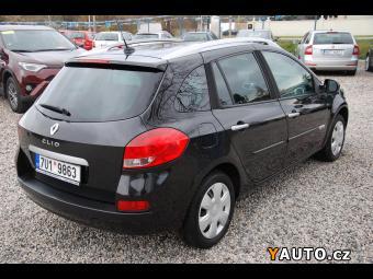 Prodám Renault Clio III 1.5dCi 50kW KOMBI