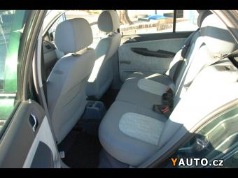 Prodám Škoda Fabia 1.4i 16V 55kW Comfort