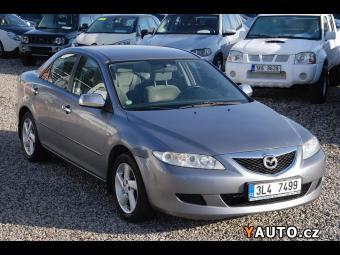 Prodám Mazda 6 2.0i 104kW
