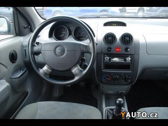 Prodám Chevrolet Kalos 1.2i 53kW SE