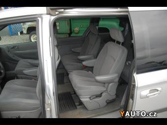 Prodám Dodge Grand Caravan SXT 3.3i 118kW LPG 6-MÍST