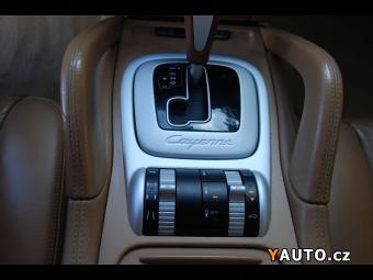 Prodám Porsche Cayenne 4.5i V8 250kW