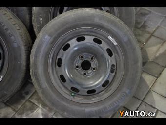 Prodám Škoda VW, Audi, Seat disky+pneu 15