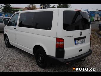 Prodám Volkswagen Transporter T5 1.9TDi 77kW 9-míst