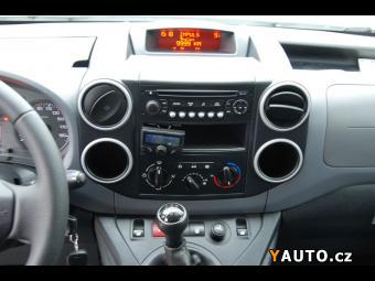 Prodám Peugeot Partner 1.6HDi 66kW LONG