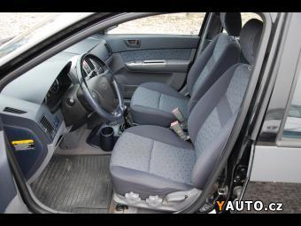 Prodám Hyundai Getz 1.6i 77kW GLS