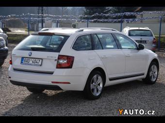 Prodám Škoda Octavia III 1.6TDi 85kW Style