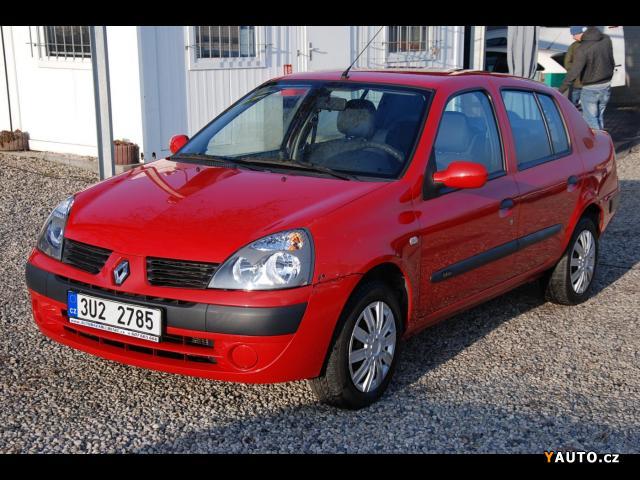 Prodám Renault Thalia 1.4i 72kW Klimatizace