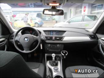 Prodám BMW X1 2,0 D xDrive NAVI 6MT AKCE