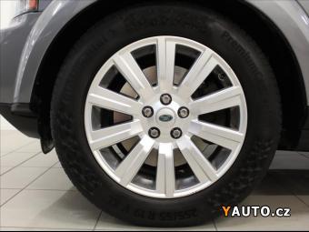 Prodám Land Rover Discovery 3,0 SDV6 HSE H, K NAVI 1. Maj