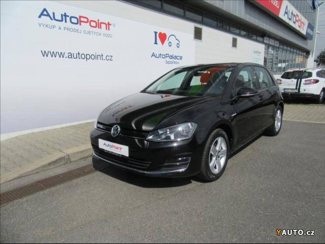 Prodám Volkswagen Golf 1,4 TGi DSG Highline