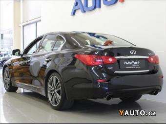 Prodám Infiniti Q50 3,5 S Hybrid AT Sport Tech AWD