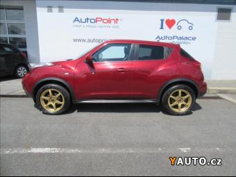 Prodám Nissan Juke 1,6 i Tekna 2WD
