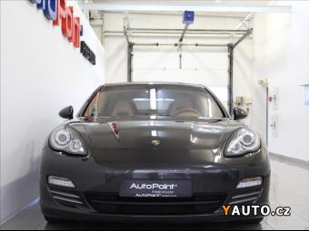 Prodám Porsche Panamera 3,6 4 BOSE ZÁRUKA ČR. 2. maj