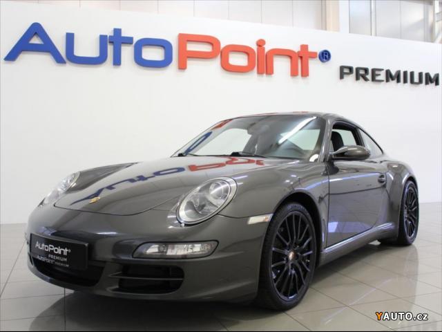 Prodám Porsche 911 3,6 6MT Carrera 4 ČR.