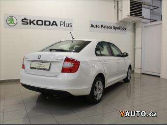 Prodám Škoda Rapid 1,6 TDi Ambition