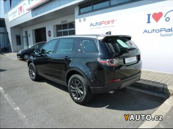 Prodám Land Rover Discovery Sport 2,0 TD4 AT Pure 4WD*