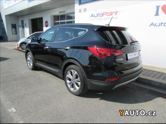Prodám Hyundai Santa Fe 2.2 CRDi AT Premium 4WD AKCE