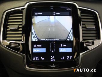 Prodám Volvo XC90 2,0 D5 AT R-Design AWD HUD