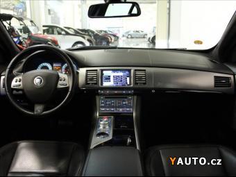 Prodám Jaguar XF 5,0 XFR V8 Kompressor 510k B, W