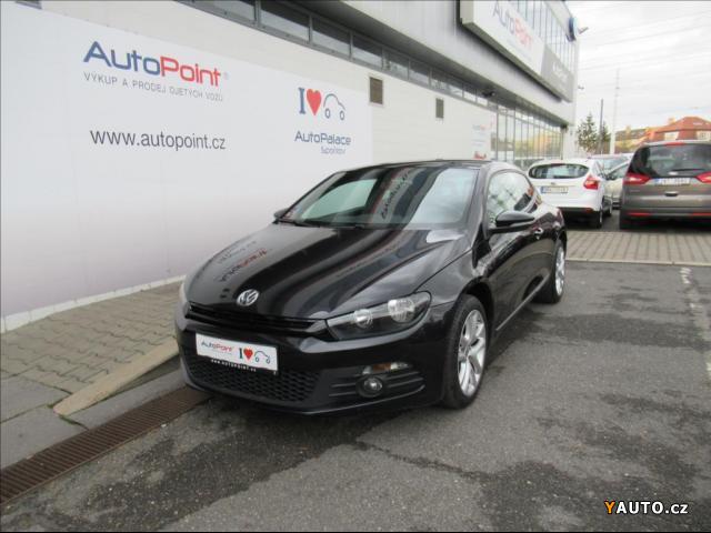 Prodám Volkswagen Scirocco 2,0 TDi Sport 6MT