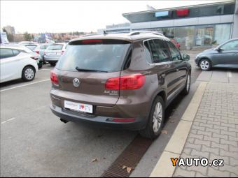 Prodám Volkswagen Tiguan 2,0 TDi Trendline NAVI 6MT