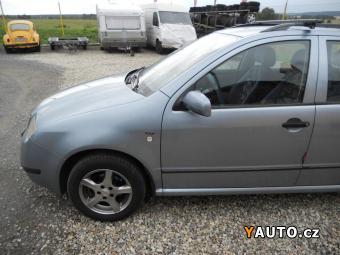 Prodám Škoda Fabia 1.4 MPI 50Kw Špatné Těsnění