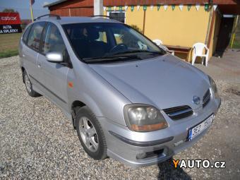 Prodám Nissan Almera Tino 2.2 dCi 84Kw
