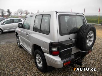 Prodám Mitsubishi Pajero 2.5 TD 85 kw Top Stav