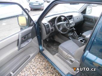 Prodám Mitsubishi Pajero 2.5 TD 73 kw