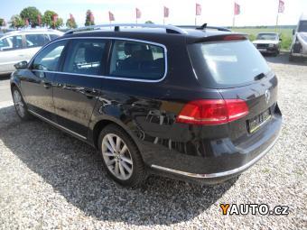 Prodám Volkswagen Passat 2.0TDi 103KW CR