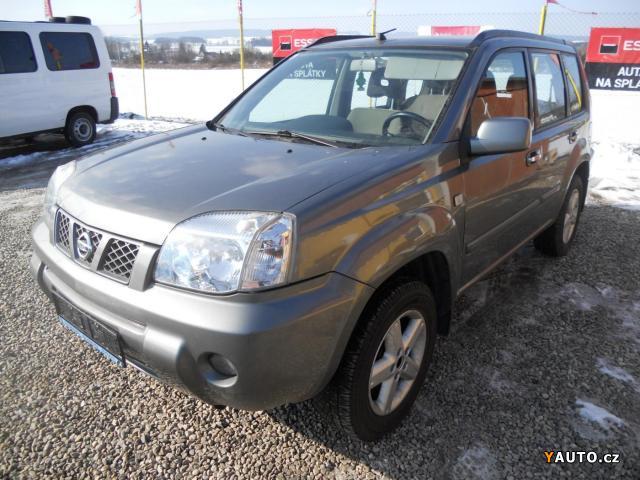 Prodám Nissan X-Trail 2.2 dCi 100 kw