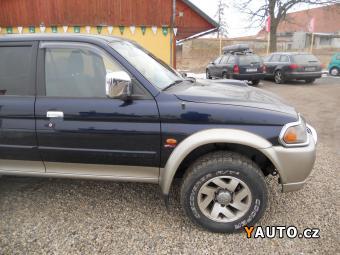 Prodám Mitsubishi Pajero Sport 2.5 TD 85 kw