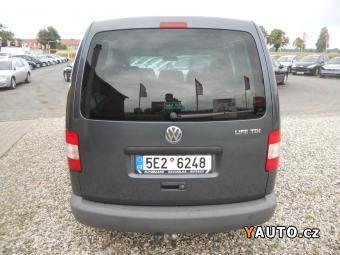 Prodám Volkswagen Caddy 1.9TDi 77KW LIFE
