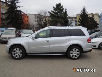 Prodám Mercedes-Benz GL 350 CDi 4Matic DVD ČR