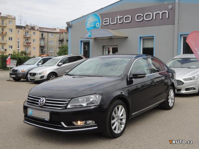 Prodám Volkswagen Passat 2.0TDI Highline DSG 4Motion S