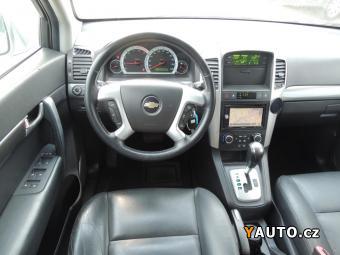Prodám Chevrolet Captiva 2.0CDTI 4WD LTX Navi Serviska