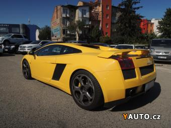 Prodám Lamborghini Gallardo 5.0 V10 LeMans E-gear