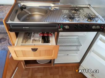 Prodám Hymer ERIBA-NOVA 532