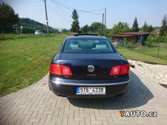 Prodám Volkswagen Phaeton INDIVIDUAL