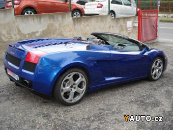 Prodám Lamborghini Gallardo Rezervace
