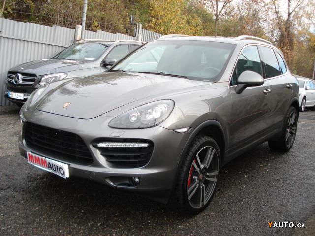 Prodám Porsche Cayenne 4,8Turbo