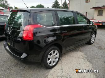 Prodám Peugeot 5008 1,6HDI 84KW NAVIGACE