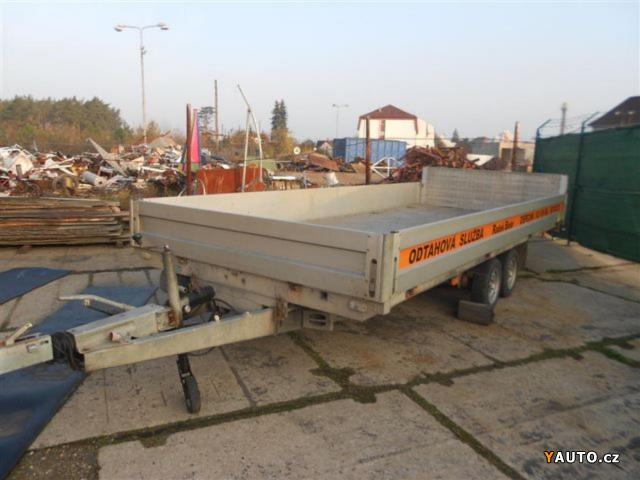 Prodám Agados B2-V Autopřepravník